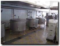 Produkcja flaków surowych wołowych